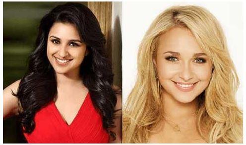 Parineeti Chopra and Hayden Panettiere   Reckon Talk