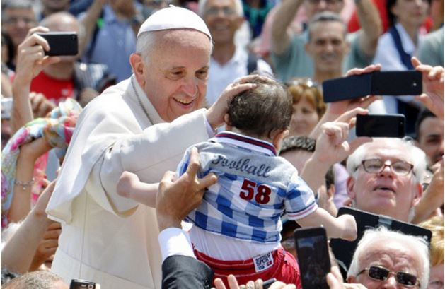 Pope Francis on abortion, gay marriage and contraception