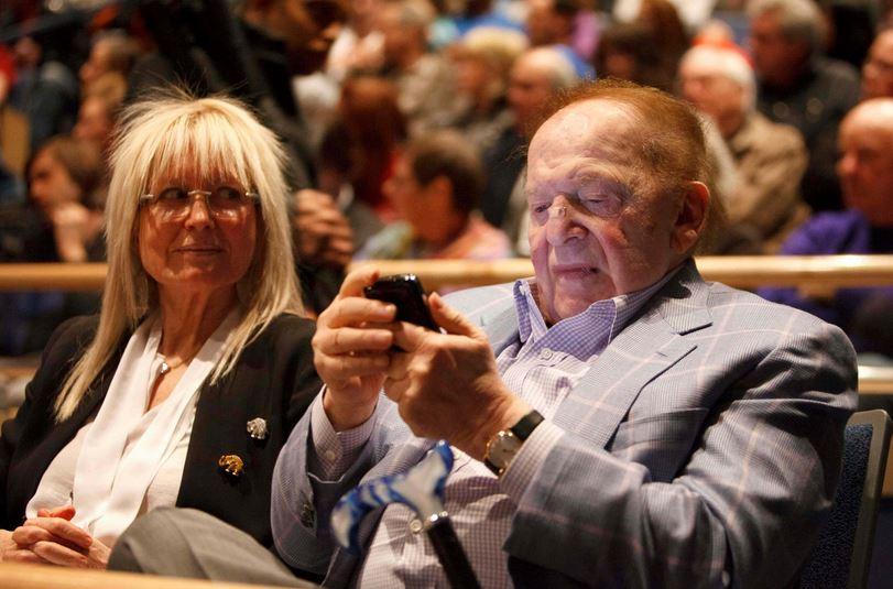 Sheldon_Adelson, highest_earners_2013, Vagas_King