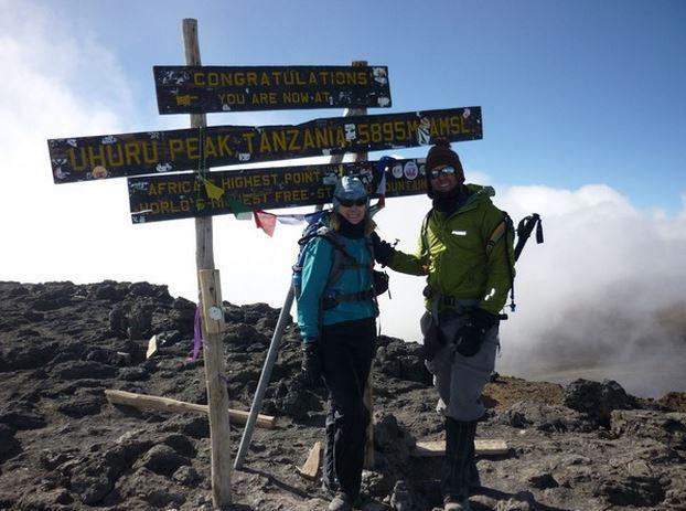 Marissa_Mayer_climbed Mount Kilimanjaro