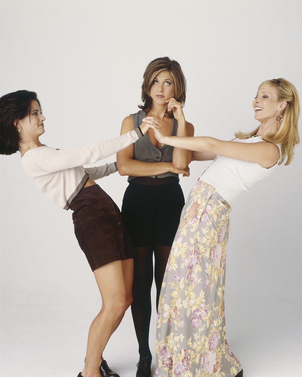 "27 Rare Photos Of The Cast Of ""Friends"" that will make you"