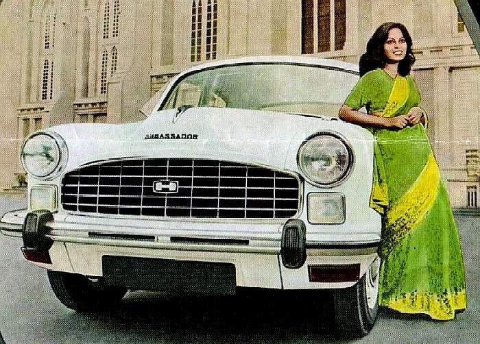 Indias VIP car