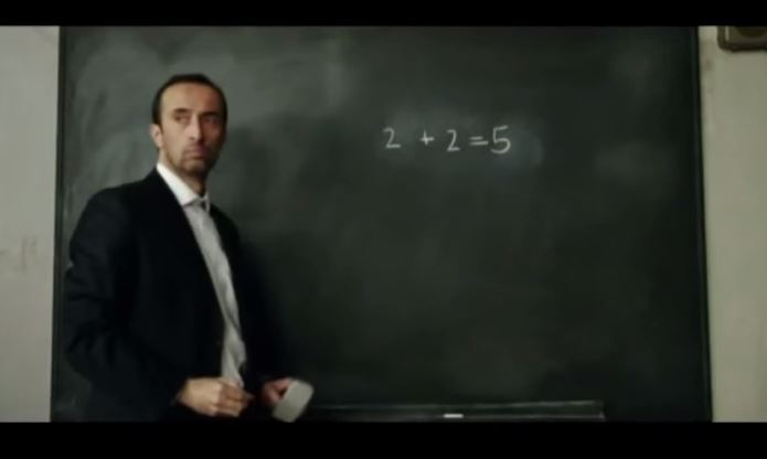 2+2=5 short film, Babak Anvari, 2012 bafta award winnder, best short film 2012, teacher bulling, two & two