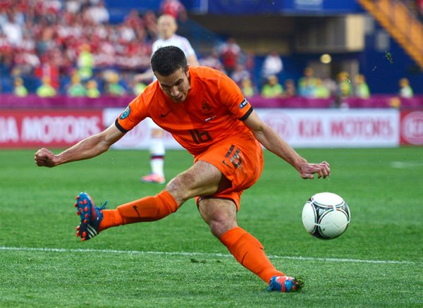Netherlands v Denmark - Group B: UEFA EURO 2012