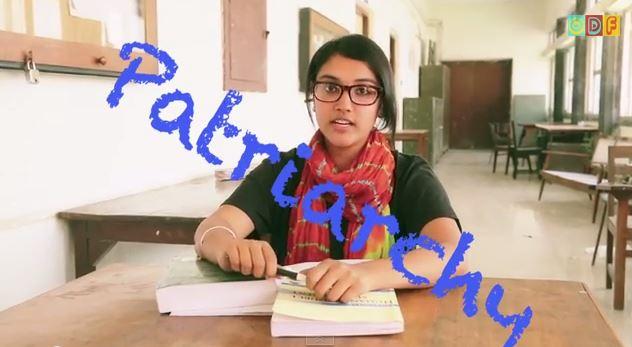 delhi girls, message for society, she, DU, indian