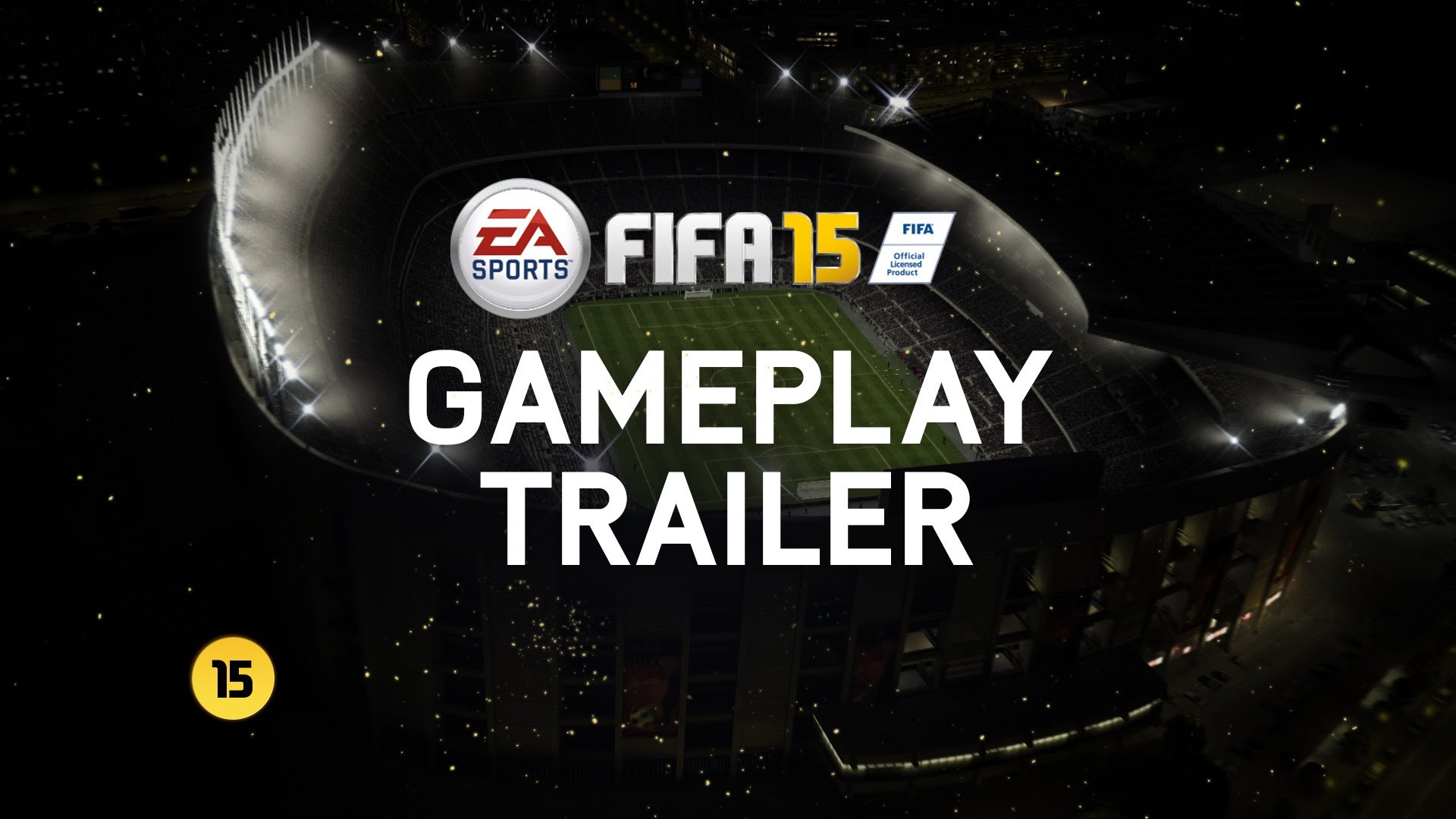 Fifa 15, EA sports, FIFA 15 - Official E3 Gameplay Trailer, PS4, Xbox, EA Sports FIFA 15,Messi,ronaldo,EA Sports THE GAME,gaming experience,realistic gaming,PC