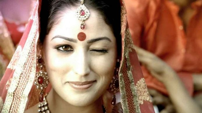 yami gautam wink, indian marriages, indian brides, marriage fun, marriage, india, wedding rocks, hochzeit, boda, bridezilla