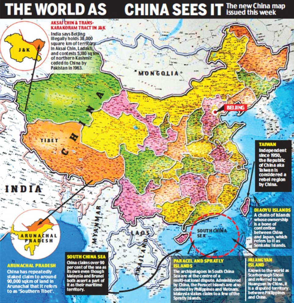 The World As China Sees It