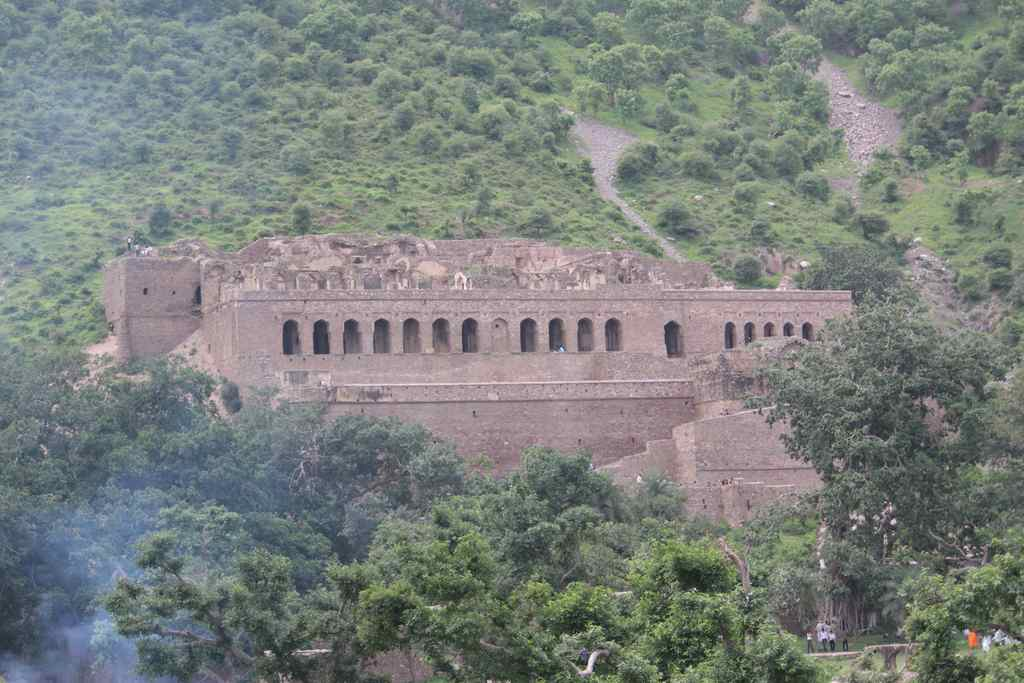 bhangarh, ghost town bhangarh, ghost town rajasthan