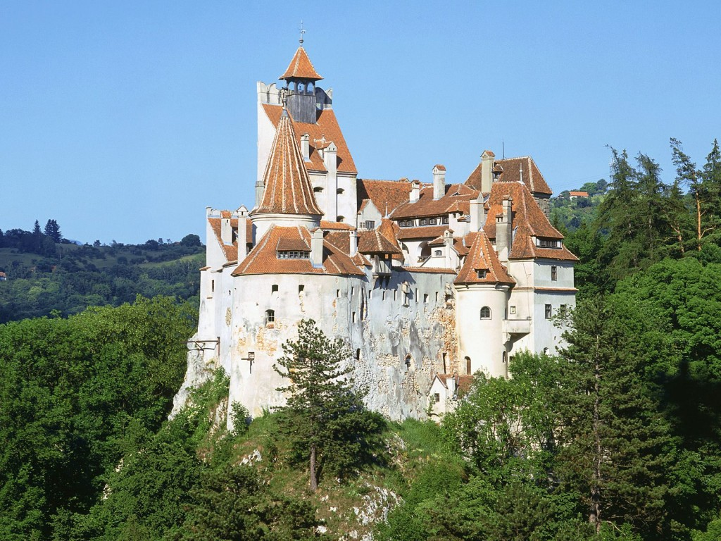 bran castle, romainan castle,