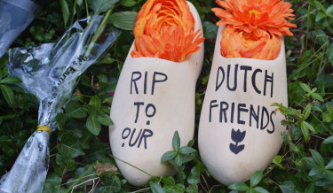 dutch father writes emotional letter, letter to vladimir putin, vladimir putin, mh17, plane crash, mh17 plane crash, ukraine, hans de borst, elsemiek, dutch died in plane crash, dutch died in mh17, dutch in mh17, netherlands, netherlands, malaysia airlines mh17, emotional letter, malaysia airlines flight 17, emotional speech by dutch minister, emotional speech by frans timmermans, frans timmermans
