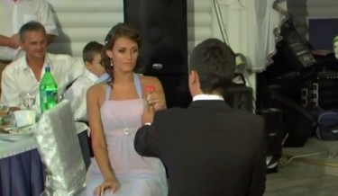 scent of a woman, the tango, tango in scent of a woman, al pacino, frank, how to dance the tango, how to dance, first wedding dance, bride and groom, heartbreaking moment christina barrington video, emotional dance,