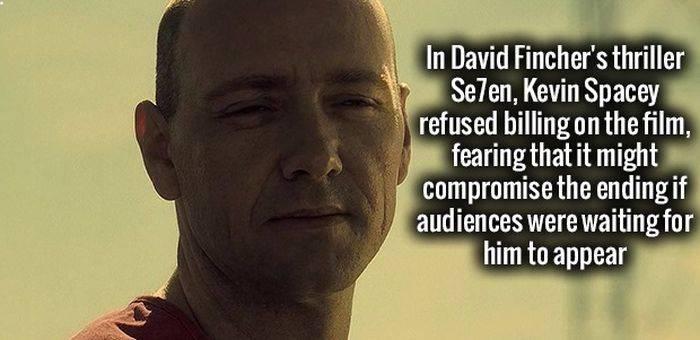 David Fincher Se7en controversy