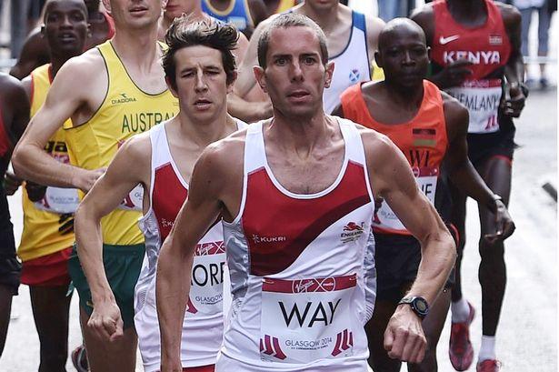 get inspired, steve way, glasgow, glasgow 2014, glasgow commonwealth games, england's marathon star, england's marathon runner, british marathon man, england's marathon athlete, get inspiration, proud englishmen, proud british runner, inspirational athlete, motivational story of athlete