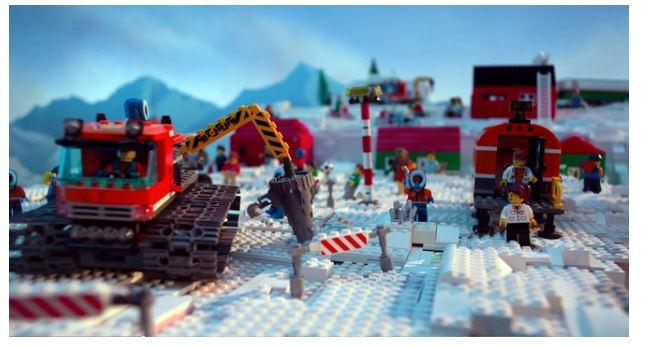 Royal Dutch Shell Lego, shell corporation, greenpeace, lego, greenpeace against shell, emotional advertisement, Lego Movie theme, greenpeace protest against shell