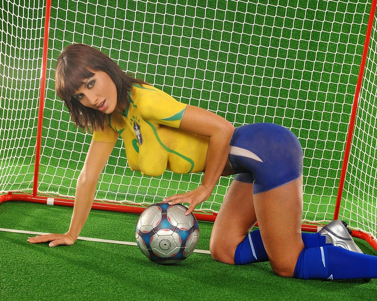 Showing porn images for paint football girls porn