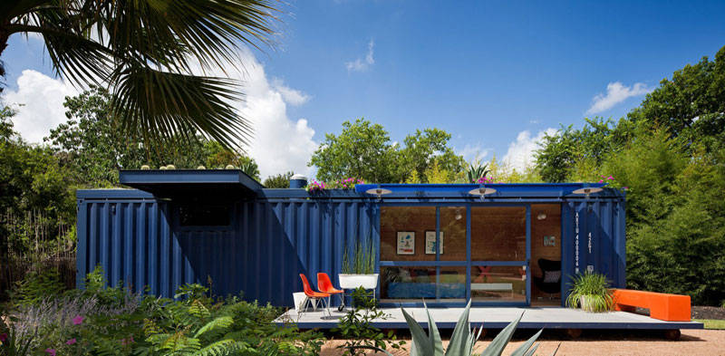 Use of Old Shipping Container 3