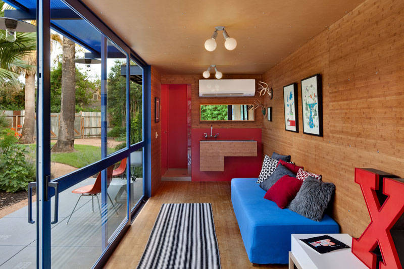 Use of Old Shipping Container 4