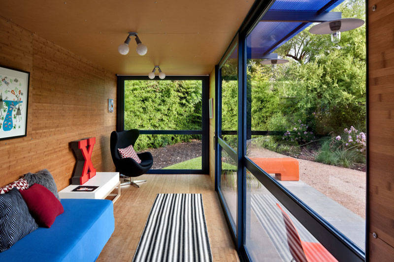 Use of Old Shipping Container 5