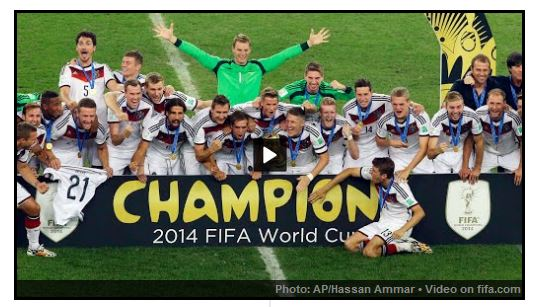 Worldcup Champions Germany