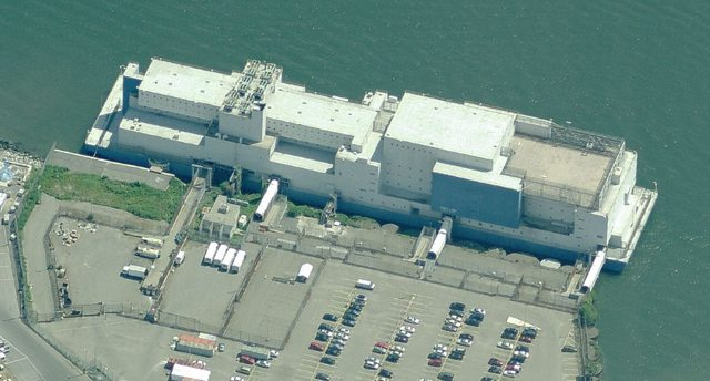 lagrest prison, prison ship, floating prison, new york prison, omg prison, prison of usa, prison of america, vernon c. bain, top prison of the world, prison in guinness book of world, weird prison, vcbc, jail barge, floating jail, the boat