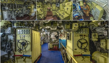 Novosibirsk Komsomolets, submarine, inside submarine, Submarine B-396, russian submarine, russian B-396, photos of submarine