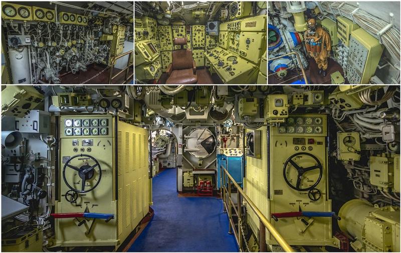 Russian Submarine B 396 | An Inside Story