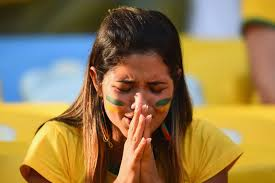 fifa2014,fifa world cup 2014,germany beat brazil 7-1,brazils's biggest defeat,6-0 to Uruguay,thiago silva and neymar missed,oh my god,unbelievable,sad,dreams shattered,literally die