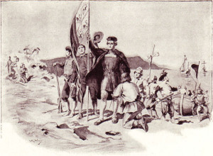 columbus-discovered-america-in-1492