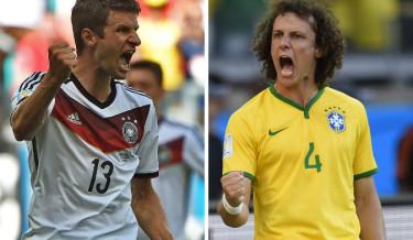 fifa2014, fifa world cup, football world cup, Brazil vs Germany 2014, fifa semifinal 2014, semifinal clash