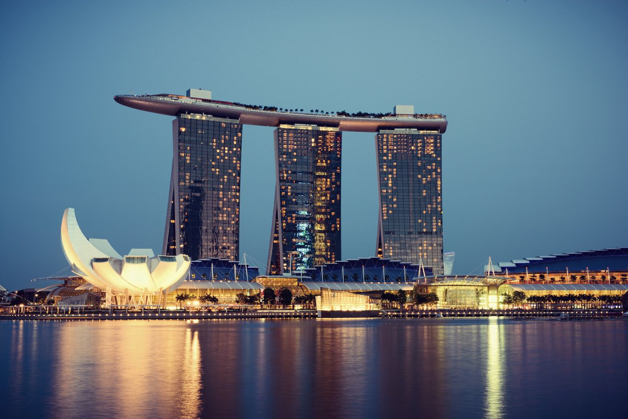 Hotels near Marina Bay Sands Casino, Singapore - BEST