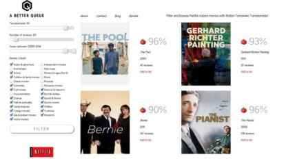 netflix,watch good movies on netflix,Better Queue website site,Werther's Originals in Netflix, Netflix not having logical content management system,amazon