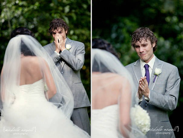 12 cute photos of emotional grooms with tears in eyes on wedding day emotional weddings wedding pics grooms getting emotional emotional groom crying couples junglespirit Choice Image