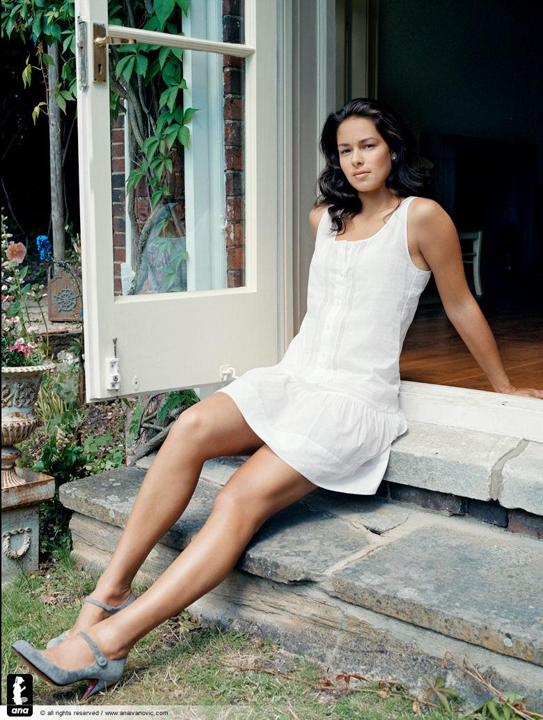 "25 Sexy Photos Of ""Ana Ivanovic"" Cutest, Hottest And"