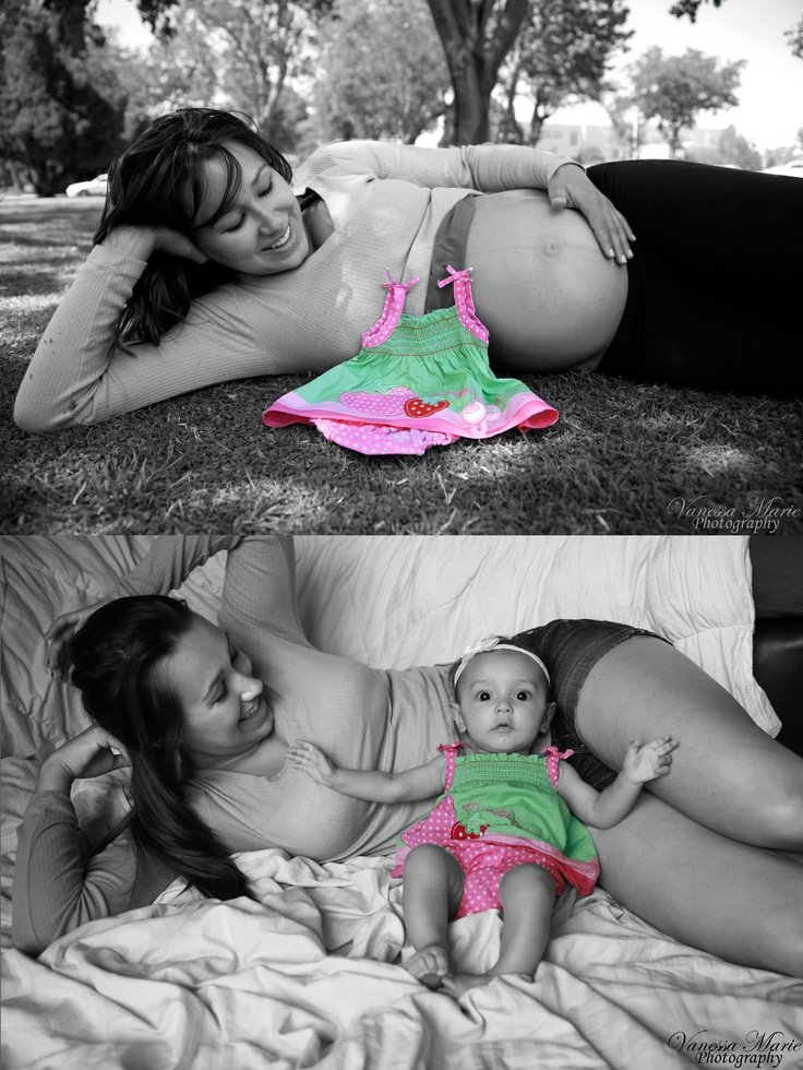 before and after pregnancy photos, pregnancy photos tips, pregnancy photos method, post baby bellies, creative pregnancy photos, baby photographs, family photos, before and after maternity, post pregnancy photos, celebrity pregnancy photos before and after, post pregnancy belly photos, adorable pics, baby with mom, maternity photography, newborn photography, photography ideas, photography