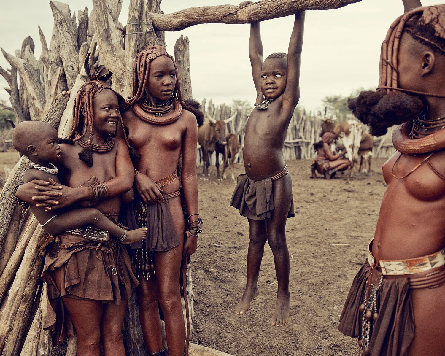 african tribe nude namibia, himba, africa, african tribe, namibian tribe, himba culture, himba