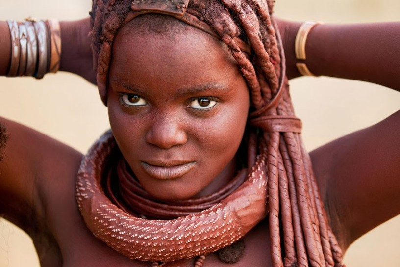 """African """"Himba"""" Tribe Struggle of a Surviving Culture"""