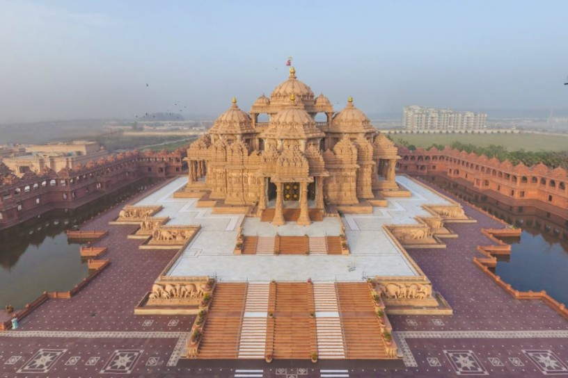 "World Biggest Hindu Temple World's Largest Hindu Temple """