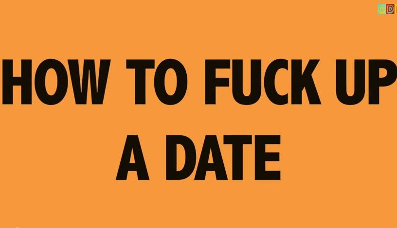 How to act when dating