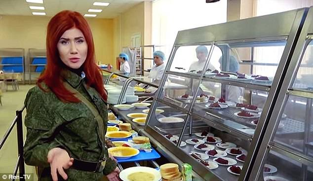 russian army food 1