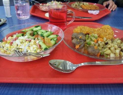 russian army food 3