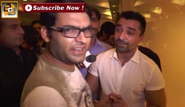 cnk, kapil sharma fight, ajaz khan fight, ajaz khan fighting with kapil, ajaz khan fight on camera, bigg boss ajaz khan fight, ugly fight ajaz khan, stupid ajaz khan, lol indian, wtf ajaz khan, viral video, omg kapil sharma fighting, uncut video, kapil sharma fight full video, bollywood backstage, ugly face of bollywood, indian tv truth, kapil sharma & ajaz khan fight, comedy night with kapil
