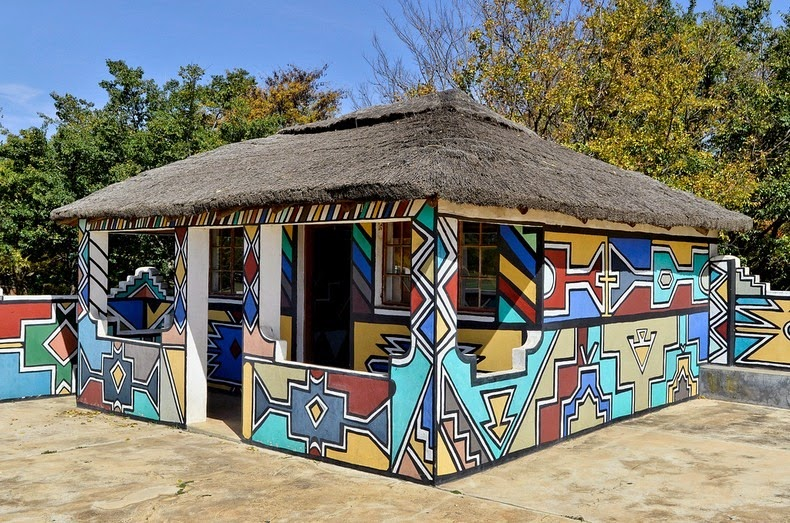 16 coolest photos of most creative tribes in africa for A person who designs buildings and houses