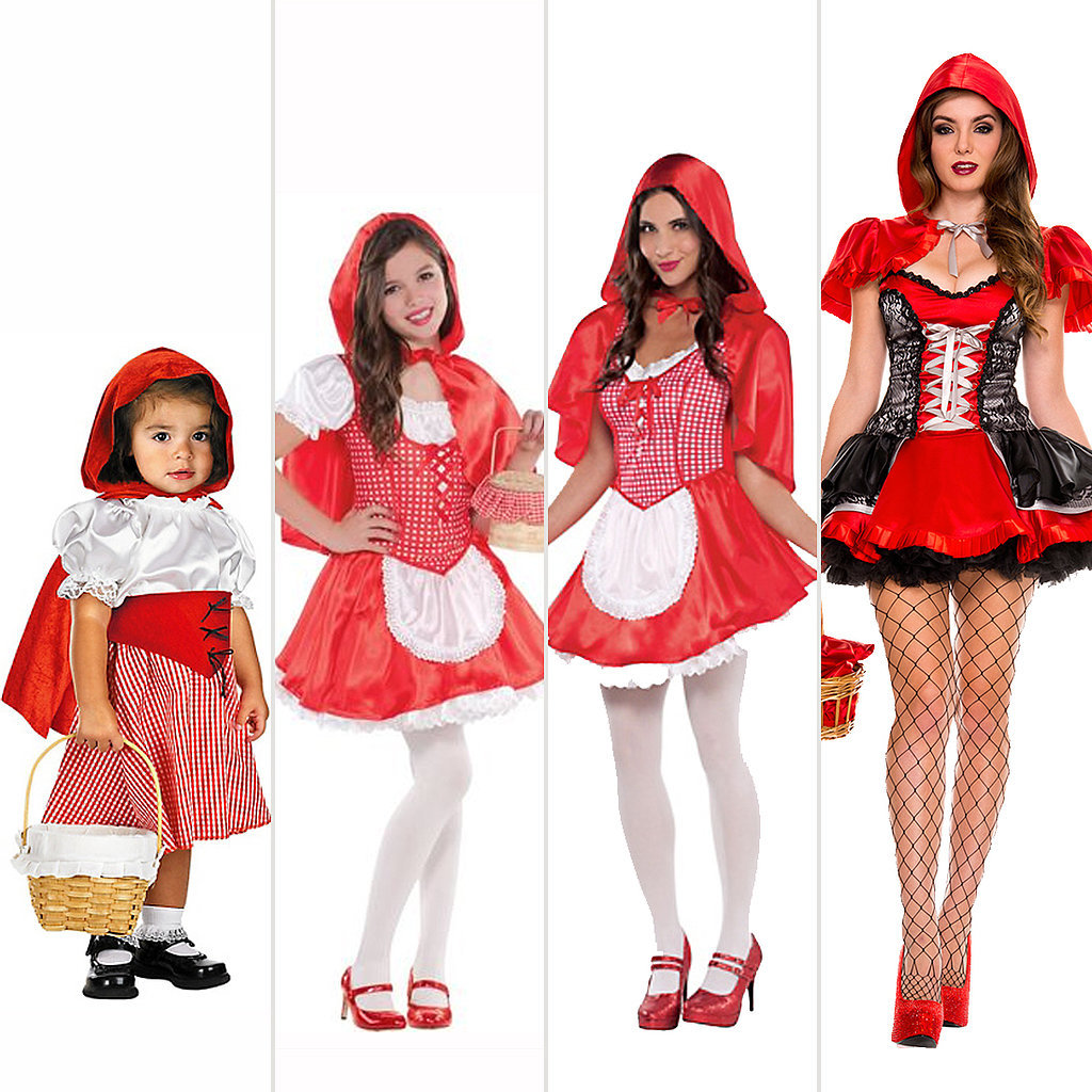 9 Shocking Photos Shows Evolution of Halloween Girls Costume | So ...