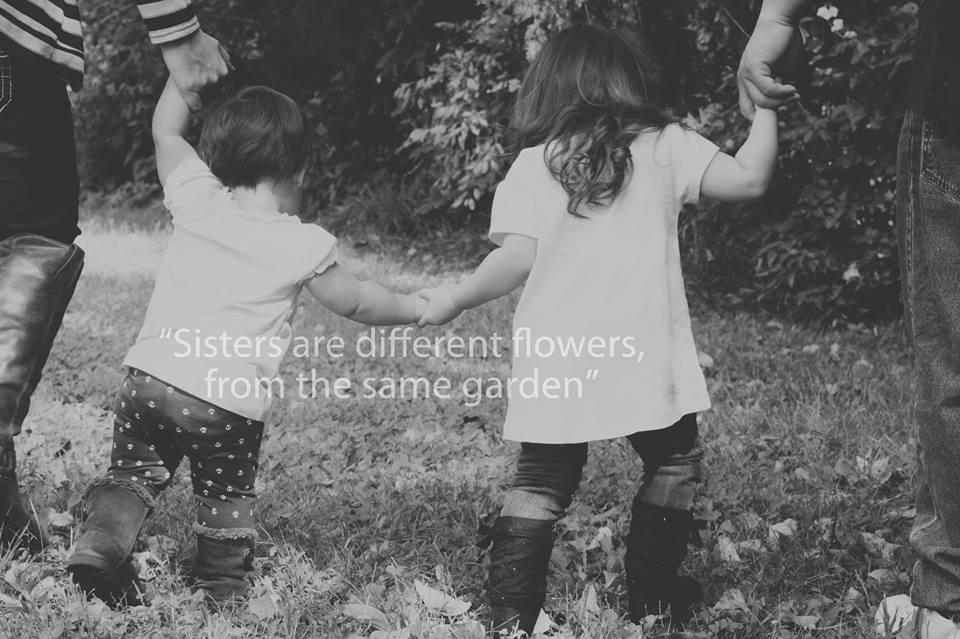 Cute Adorable Photos Showing Sister Sibling Love | Quotes ...