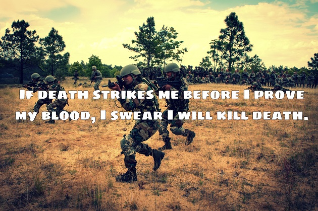 Army Quotes | Top 20 Best Quotes From Indian Army Soldiers Saying Reckon Talk