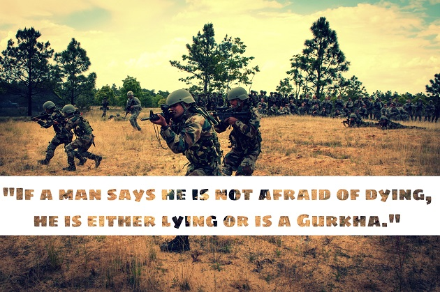Famous Military Quotes | Top 20 Best Quotes From Indian Army Soldiers Saying Reckon Talk