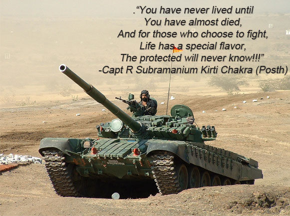 Military Quotes | Top 20 Best Quotes From Indian Army Soldiers Saying Reckon Talk