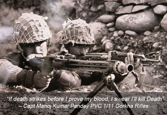 Top 20 Best Quotes From Indian Army Soldiers Saying | Reckon