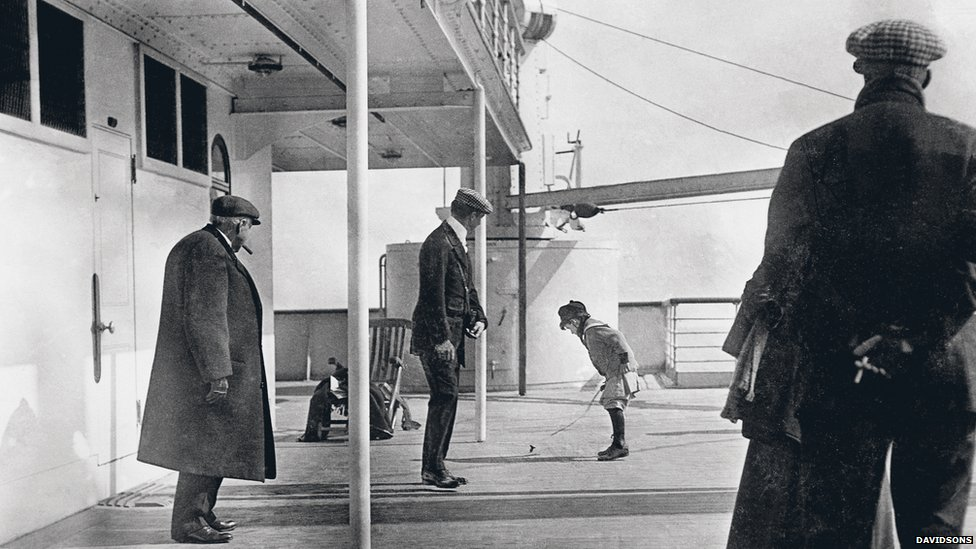 Women on the Titanic, real and imagined